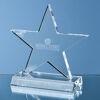 Glass Star Achievement Awards Engraved