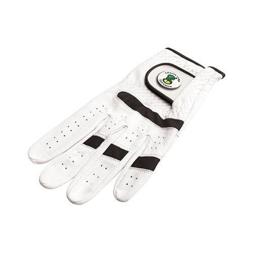 Leather Golfing Gloves with Marker