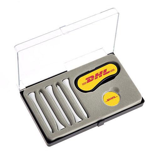Golf Gift Set in Flip Box