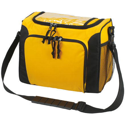 Promotional Bicycle Cool Bags - Yellow