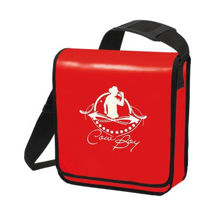 Printed Tarpaulin Messenger Bags