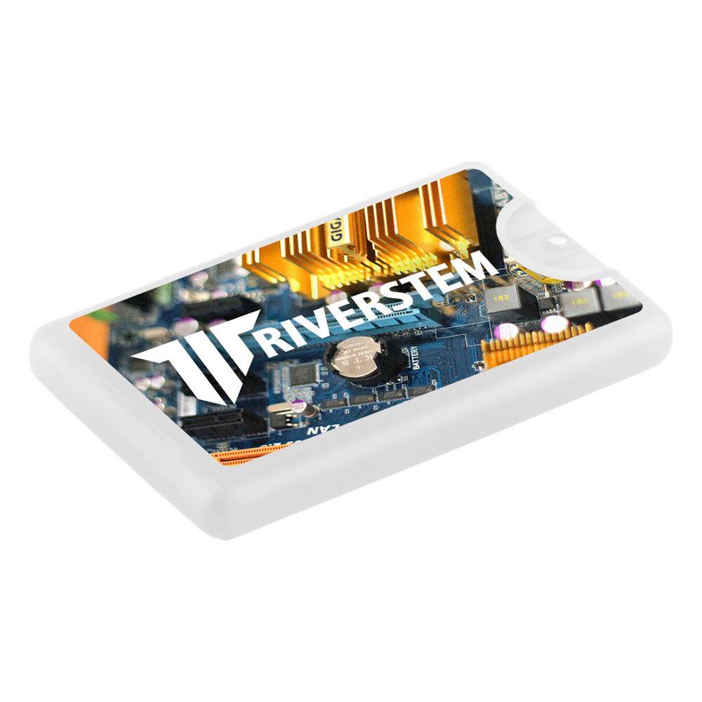 Credit Card Hand Sanitiser Printed Full Colour