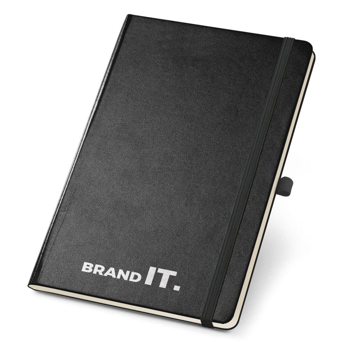 Vanbrugh Hardcover A5 Notepad