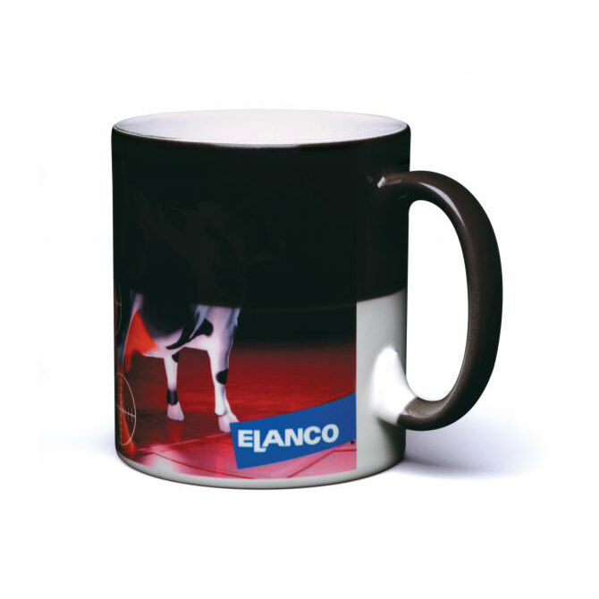 Promotional Printed Heat Change Mugs