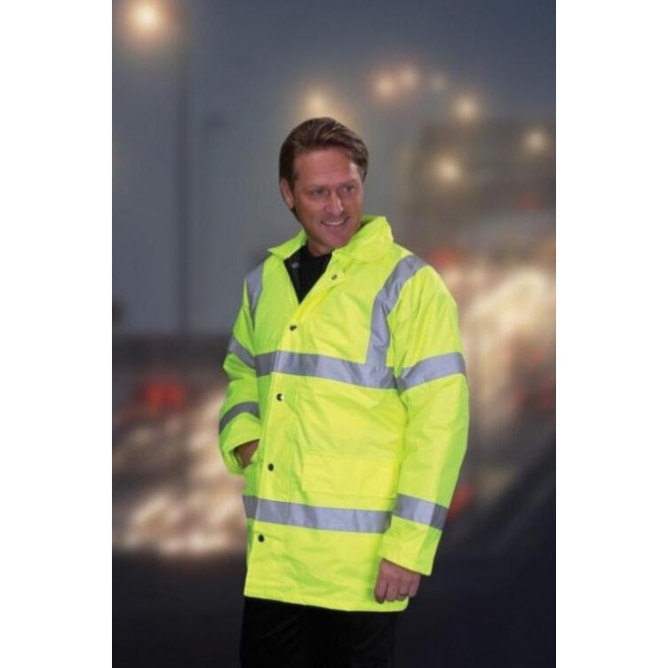 High Vis Road Safety Jacket