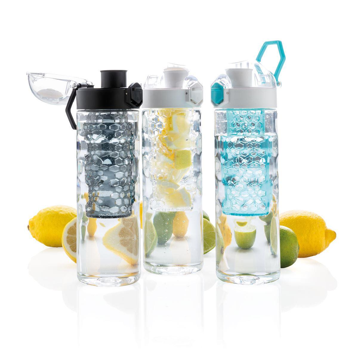 Sports Bottle Fruit Infuser Honeycomb
