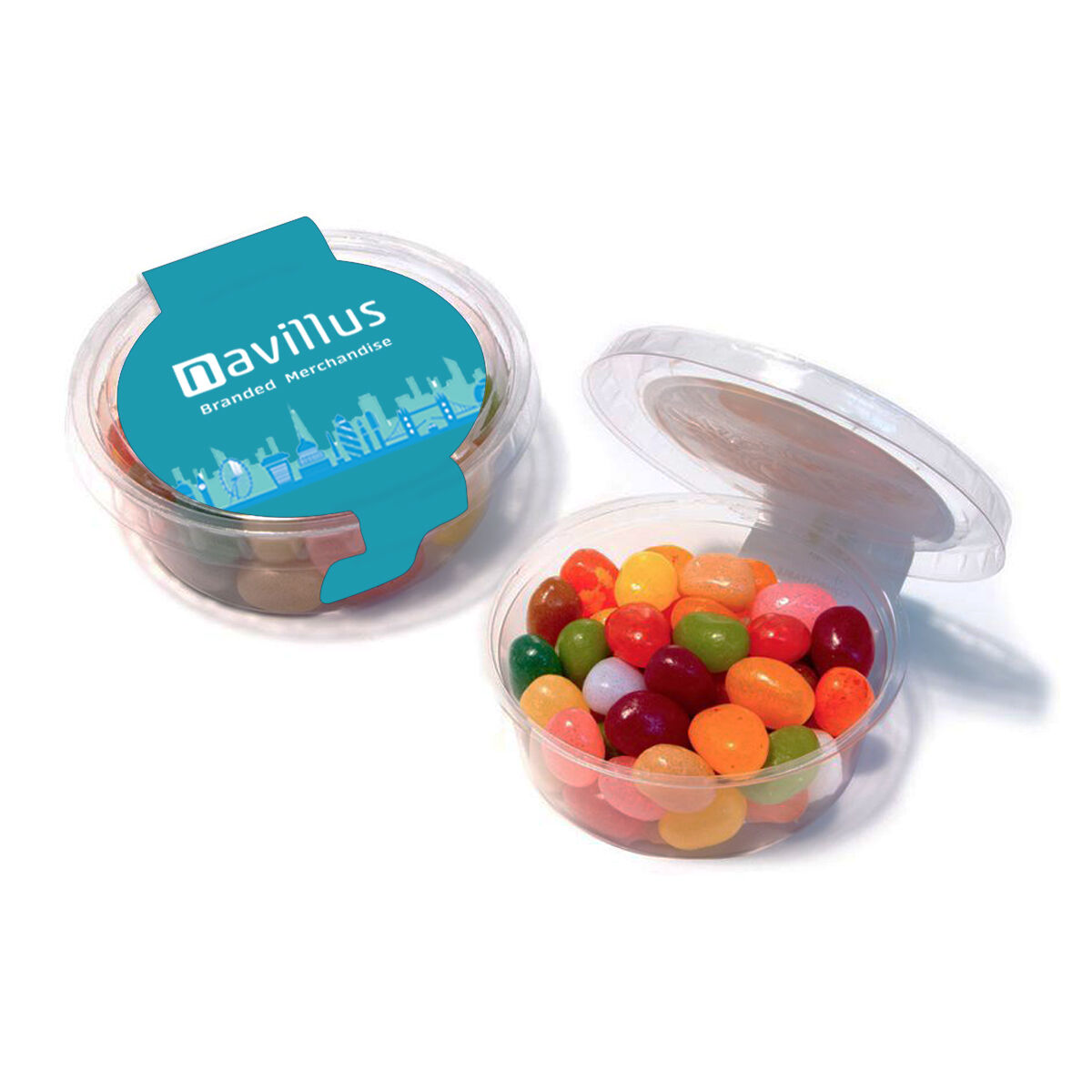 Jelly Beans in Compostable Pots