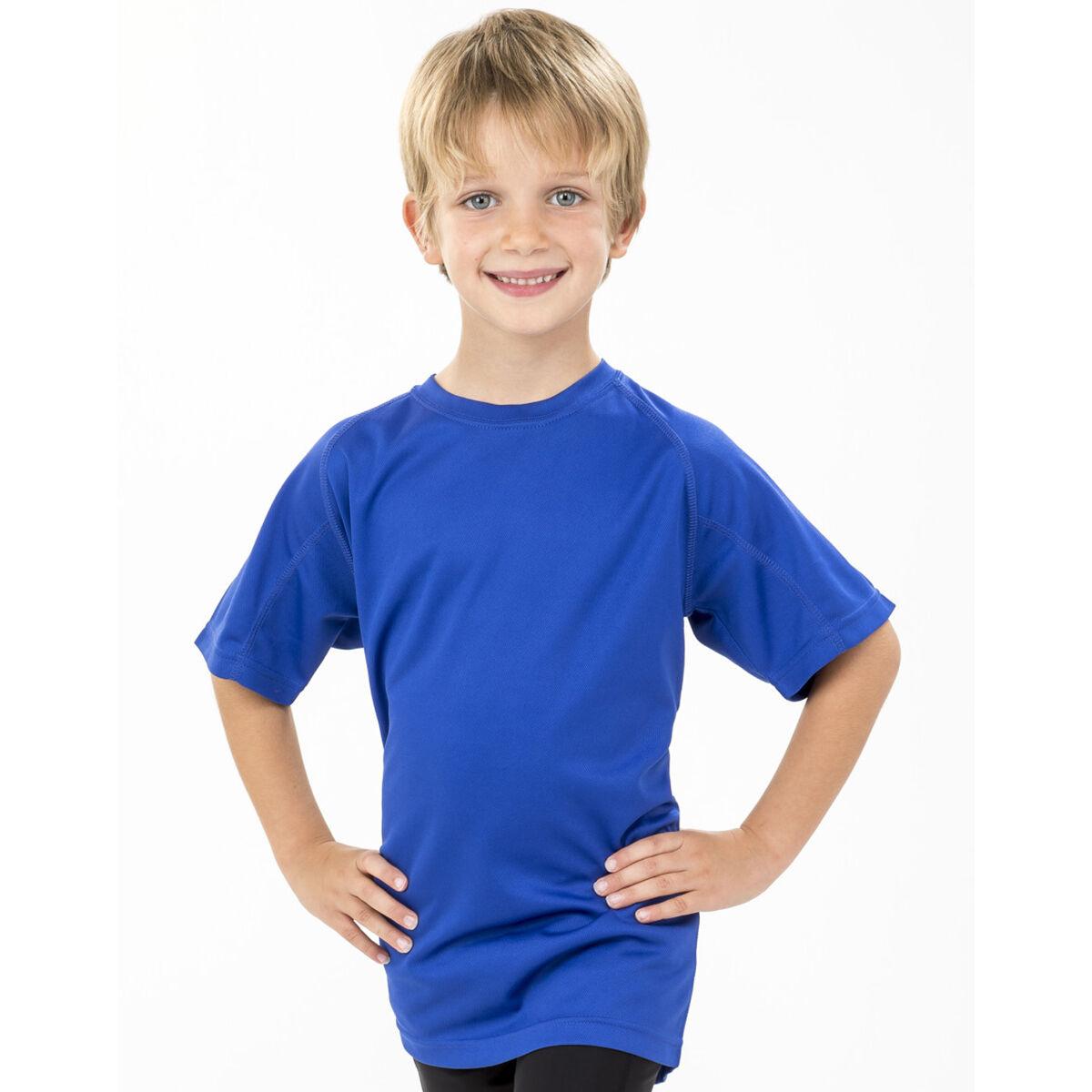Spiro Junior Performance T- Shirt