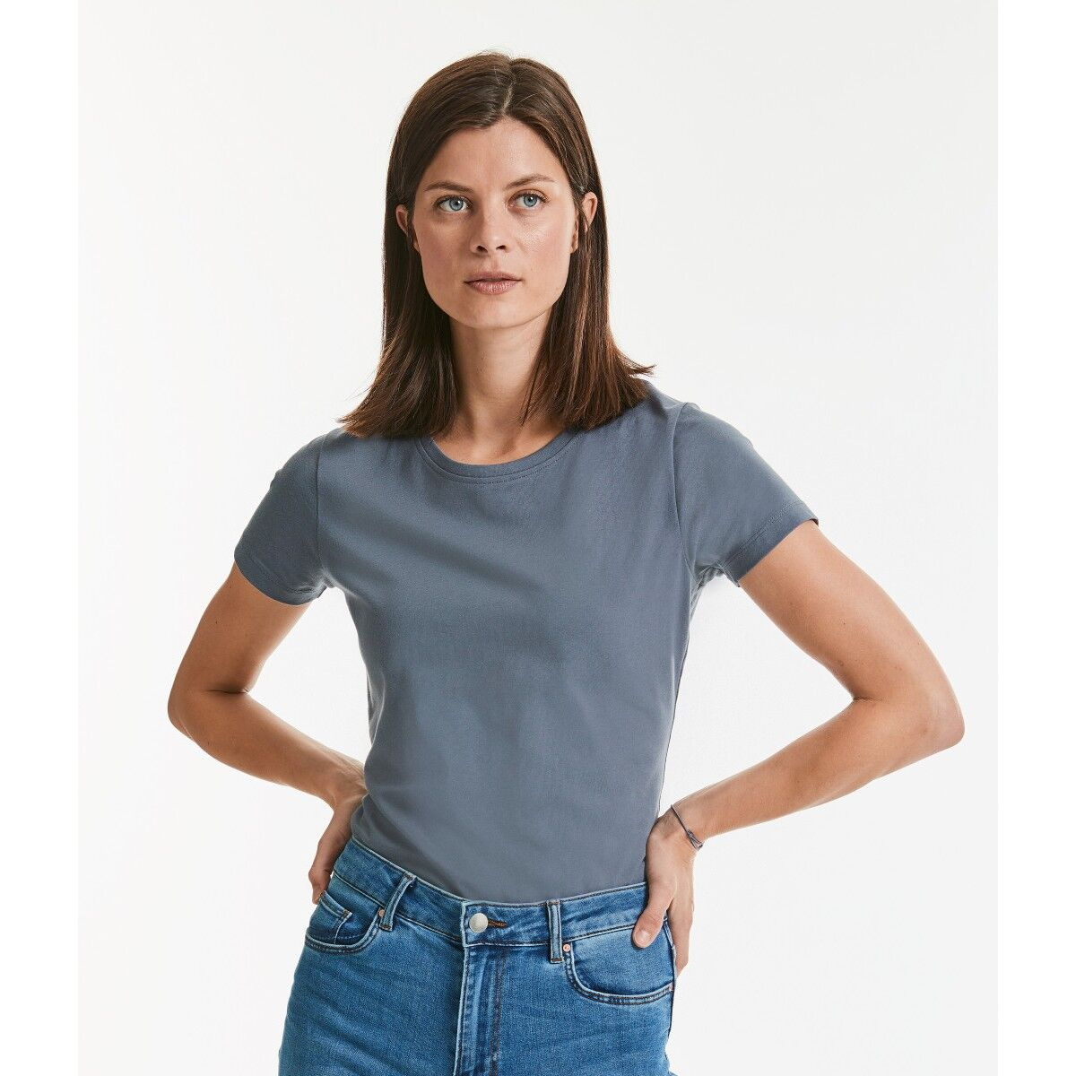 Russell Ladies Organic Heavy T-shirts