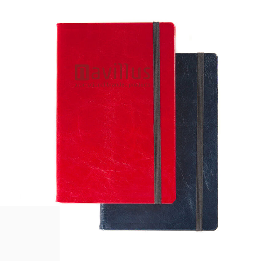 Notebooks with Leather Covers
