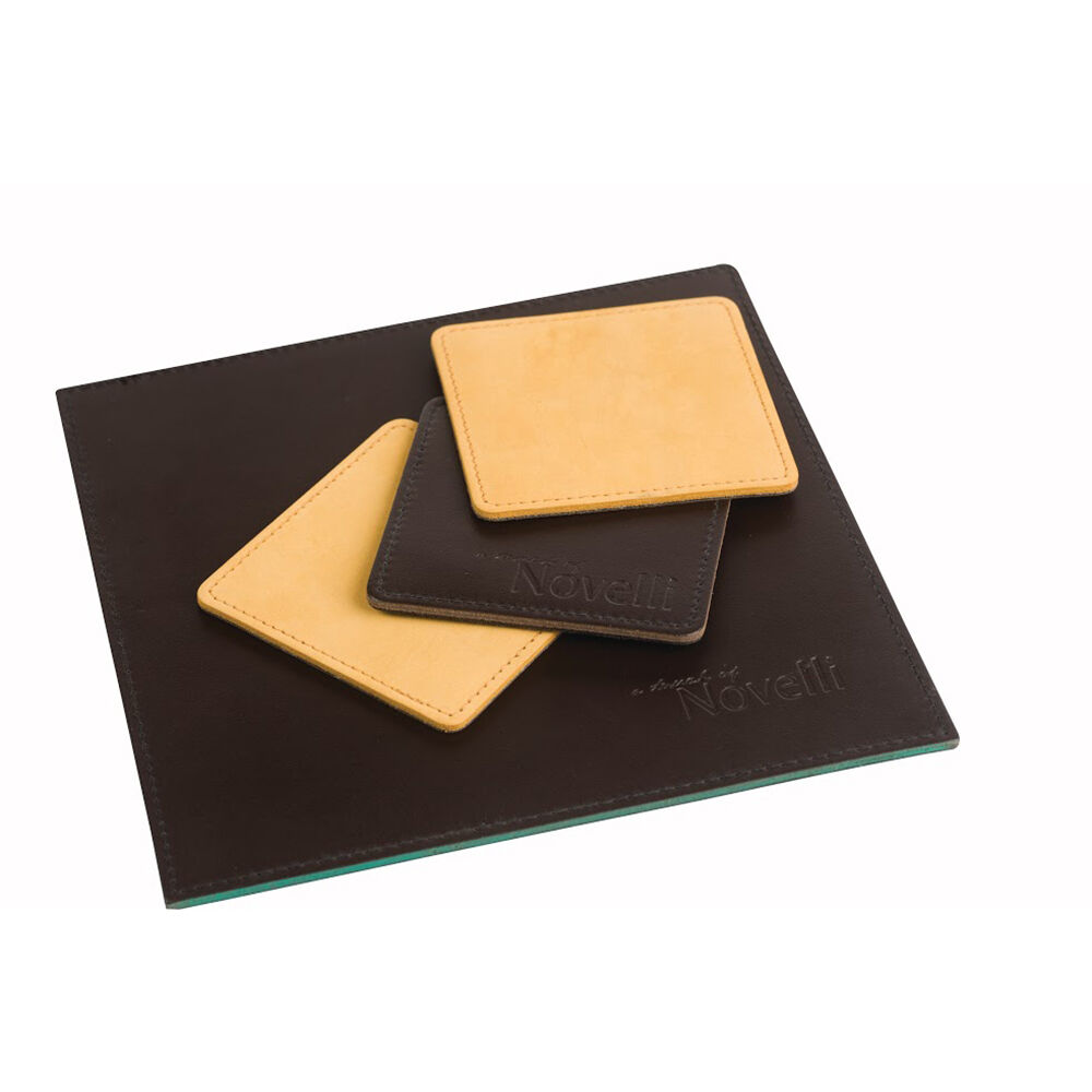 Leather Placemats & Coasters