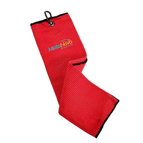 Micro Velour Golf Towel
