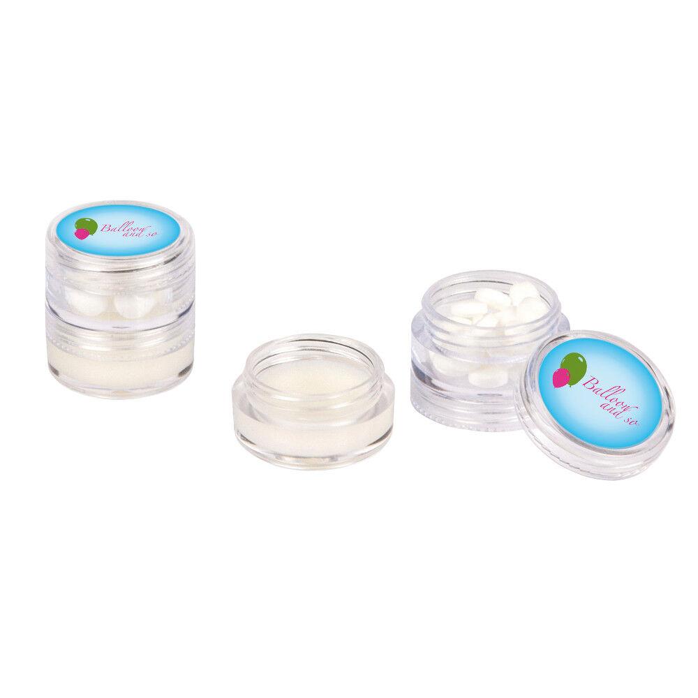 Mints And Lip Balm Twin Jar