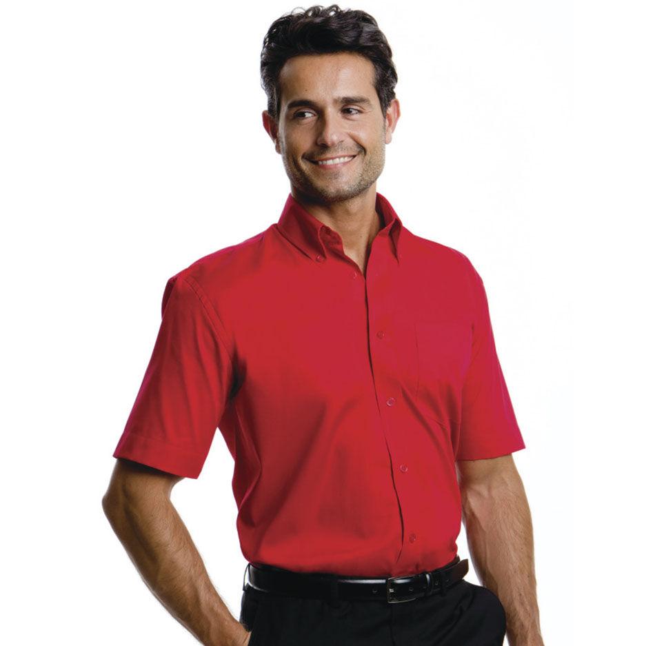 Kustom Kit Corporate Short Sleeve Shirt (Mens)