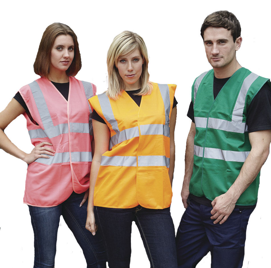 Hi-Vis Safety Workwear