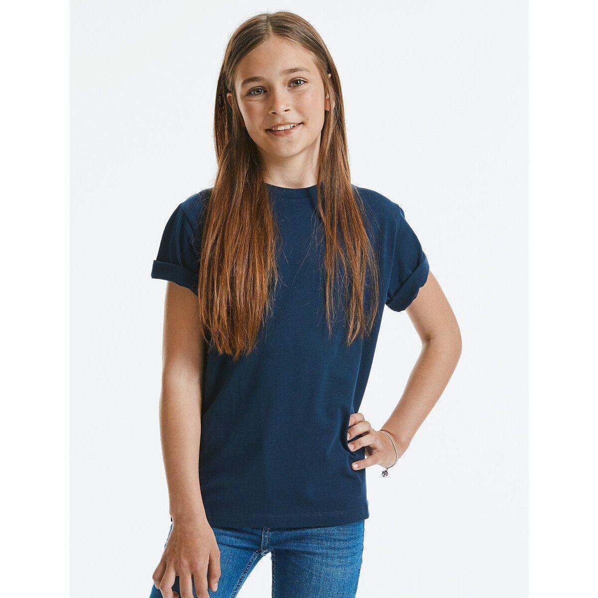 Russell Organic Kids T-shirts