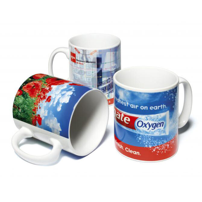 Colour Photo Printed Mugs