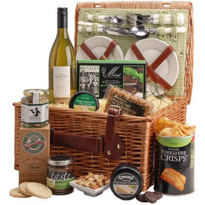 Bespoke Corporate Picnic Hampers
