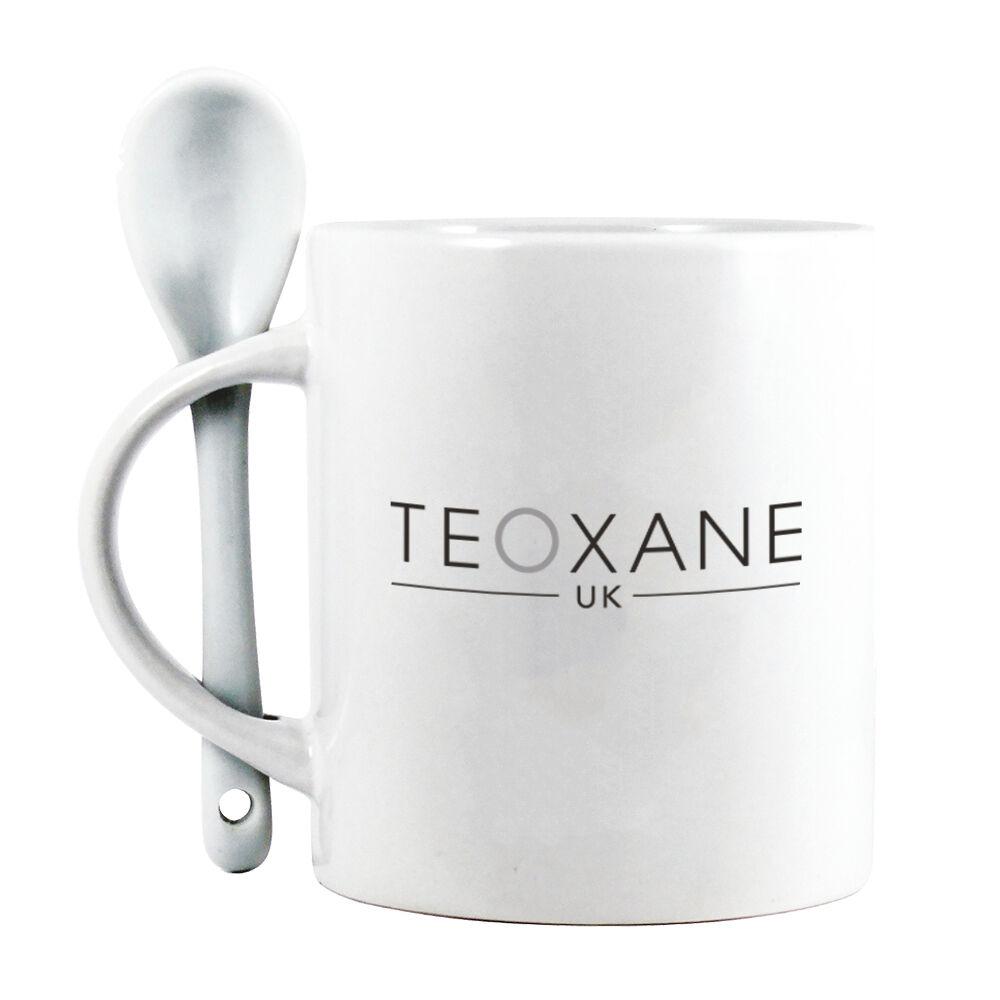 Antibacterial Mug with Spoon