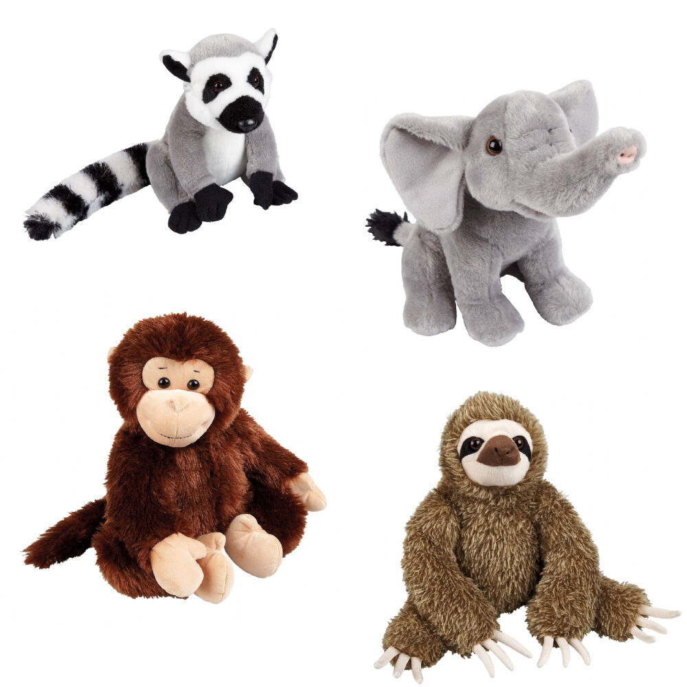 Cuddly Promotional Wild Animals
