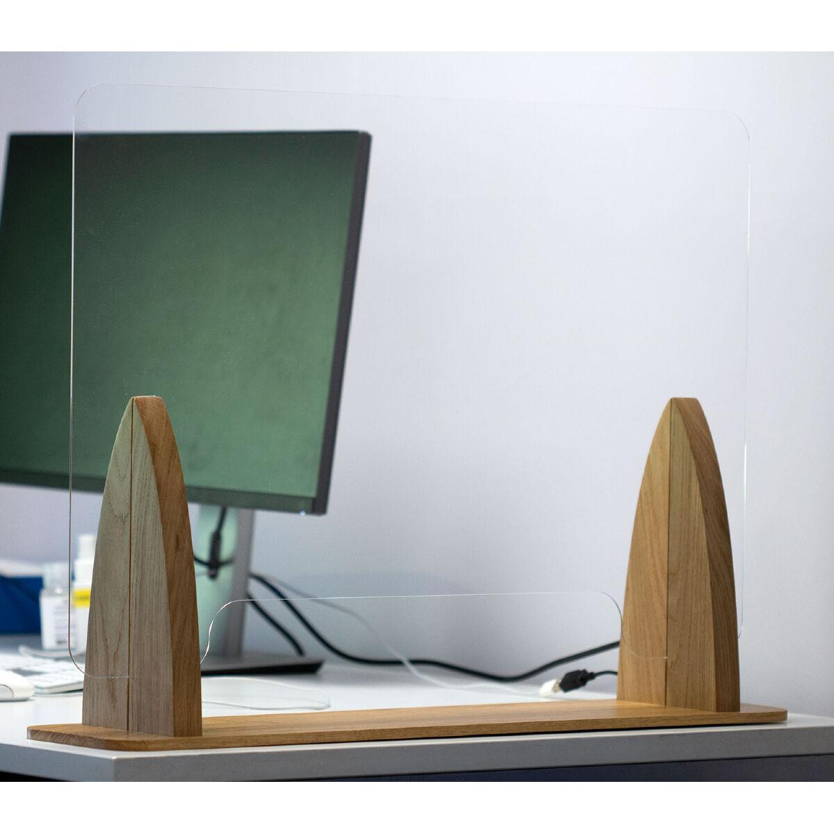 Protective Screen Wood