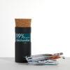 Coffee gift pack in aluminium pod