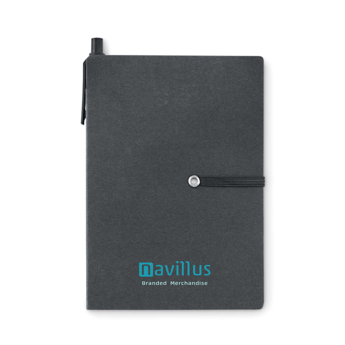 Recycled Tabbed Notebook & Pen Set