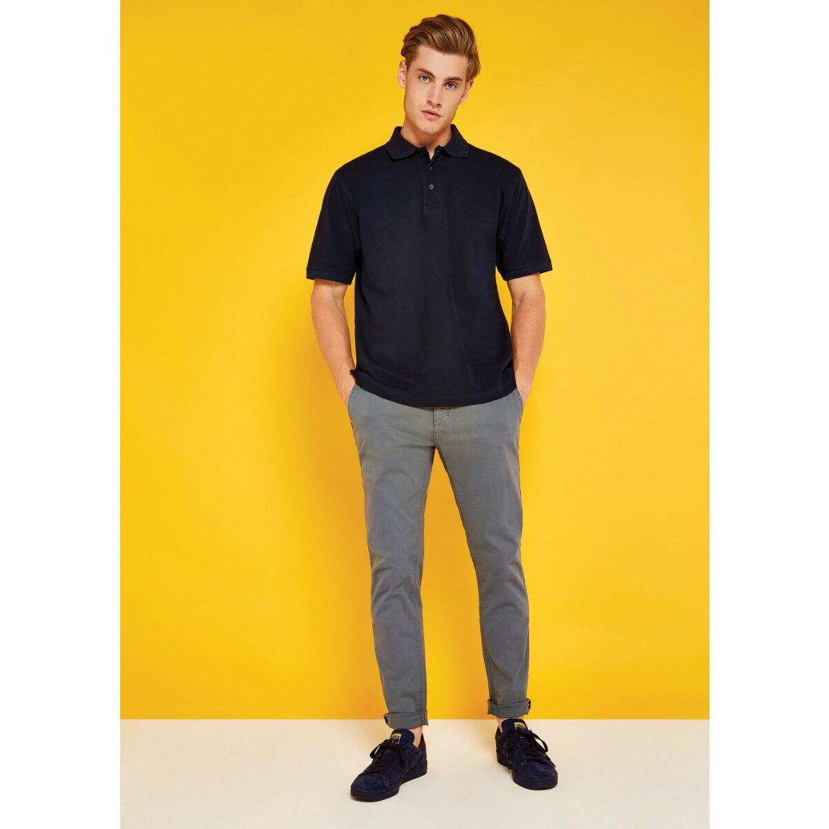 Kutom Kit Cotton Klassic Polo Shirt
