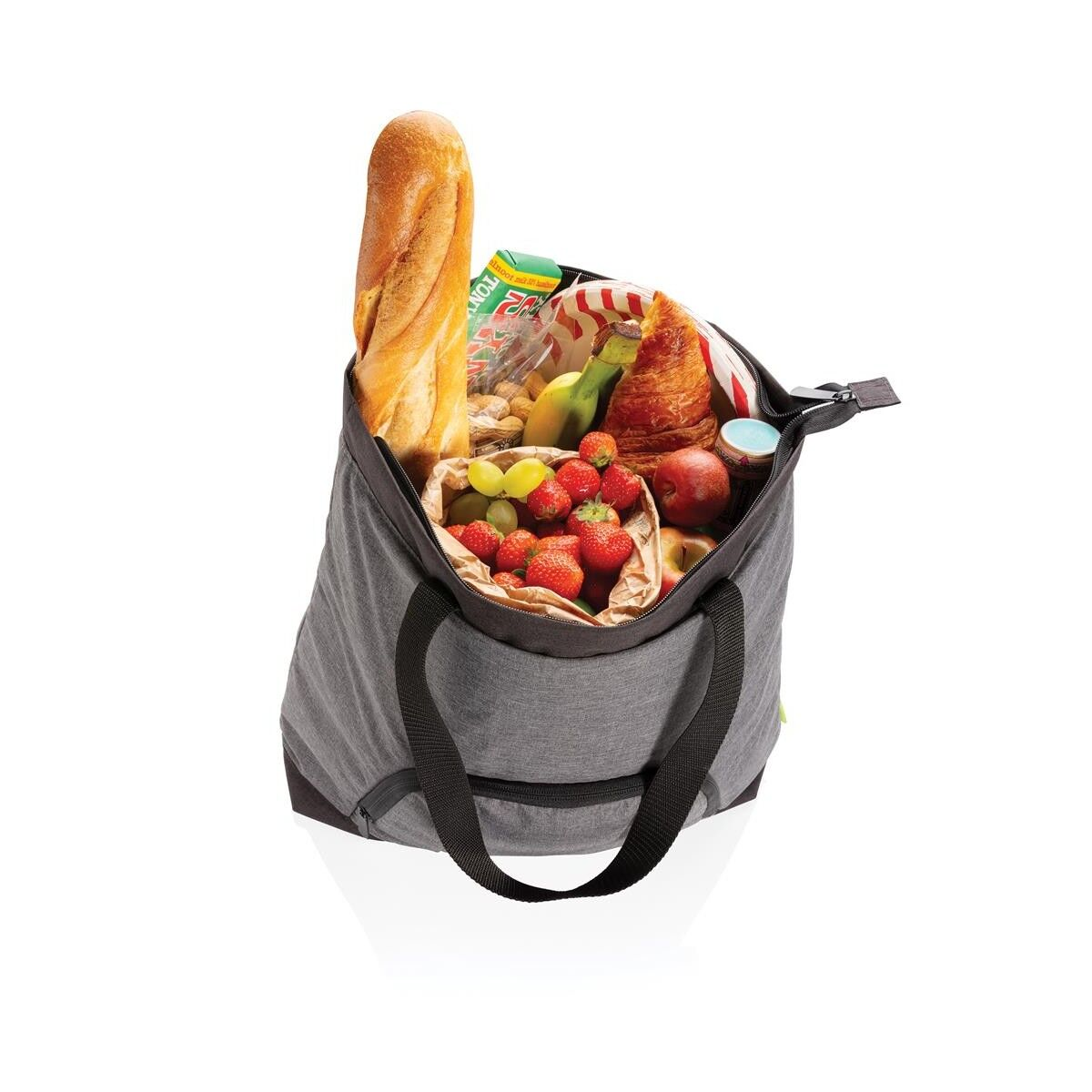 Recycled Cooler Tote Bag