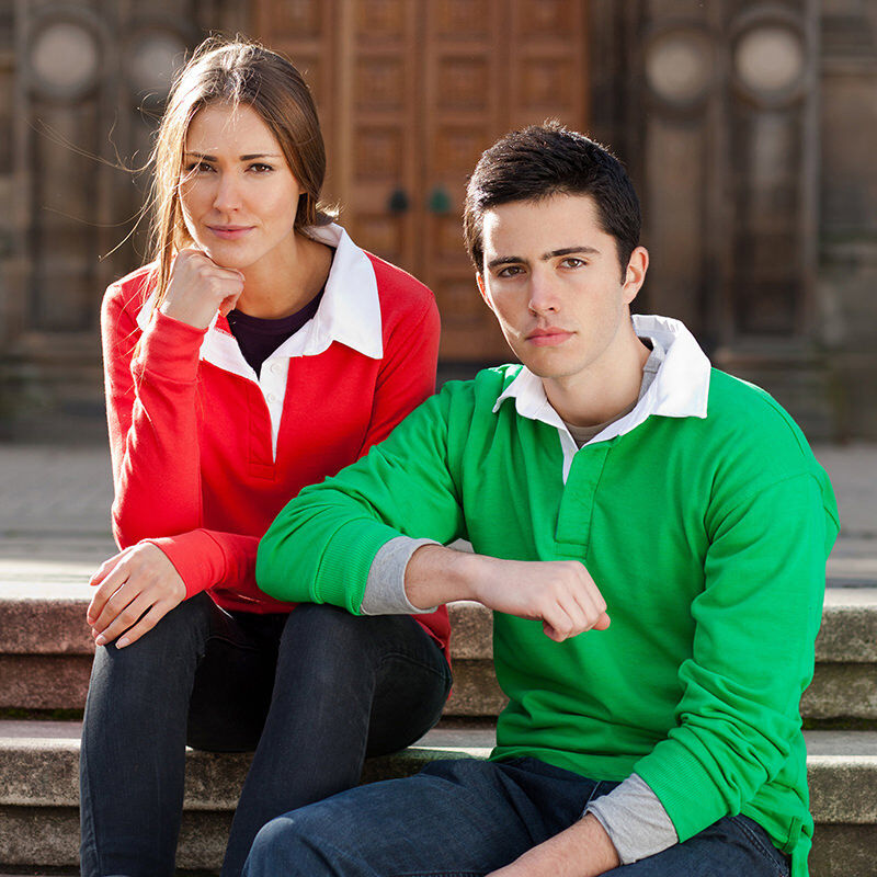 Long Sleeve Rugby Shirts