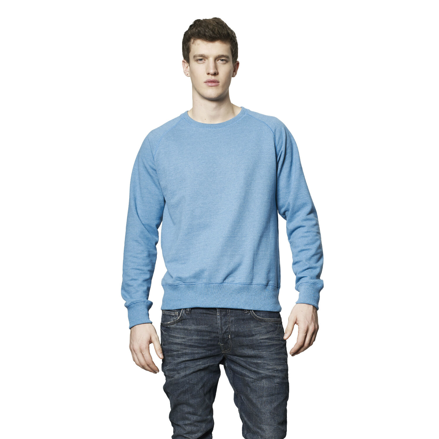 Unisex Salvage Organic Sweatshirt (Male)