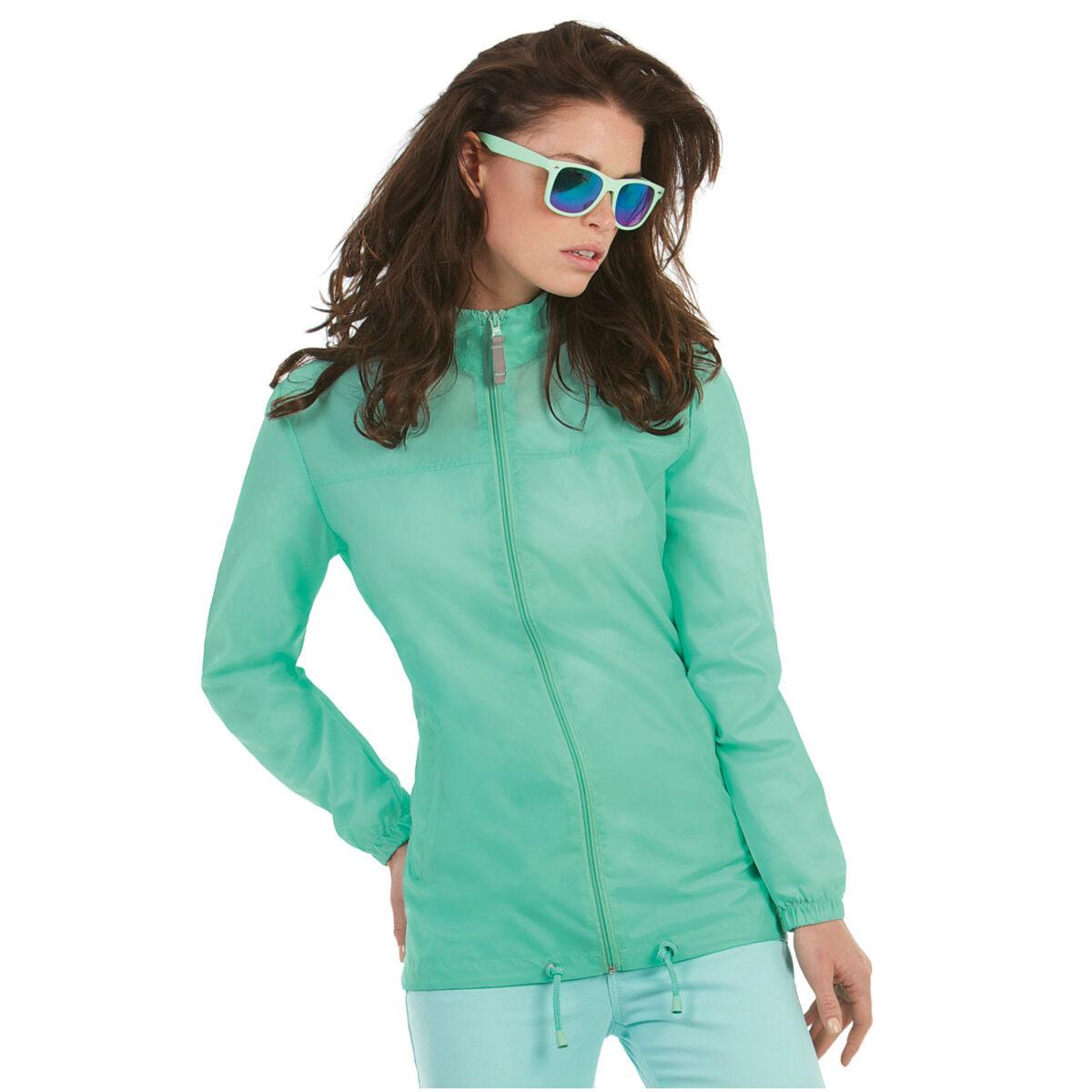 B&C Sirocco Lightweight Jacket (Turquoise)