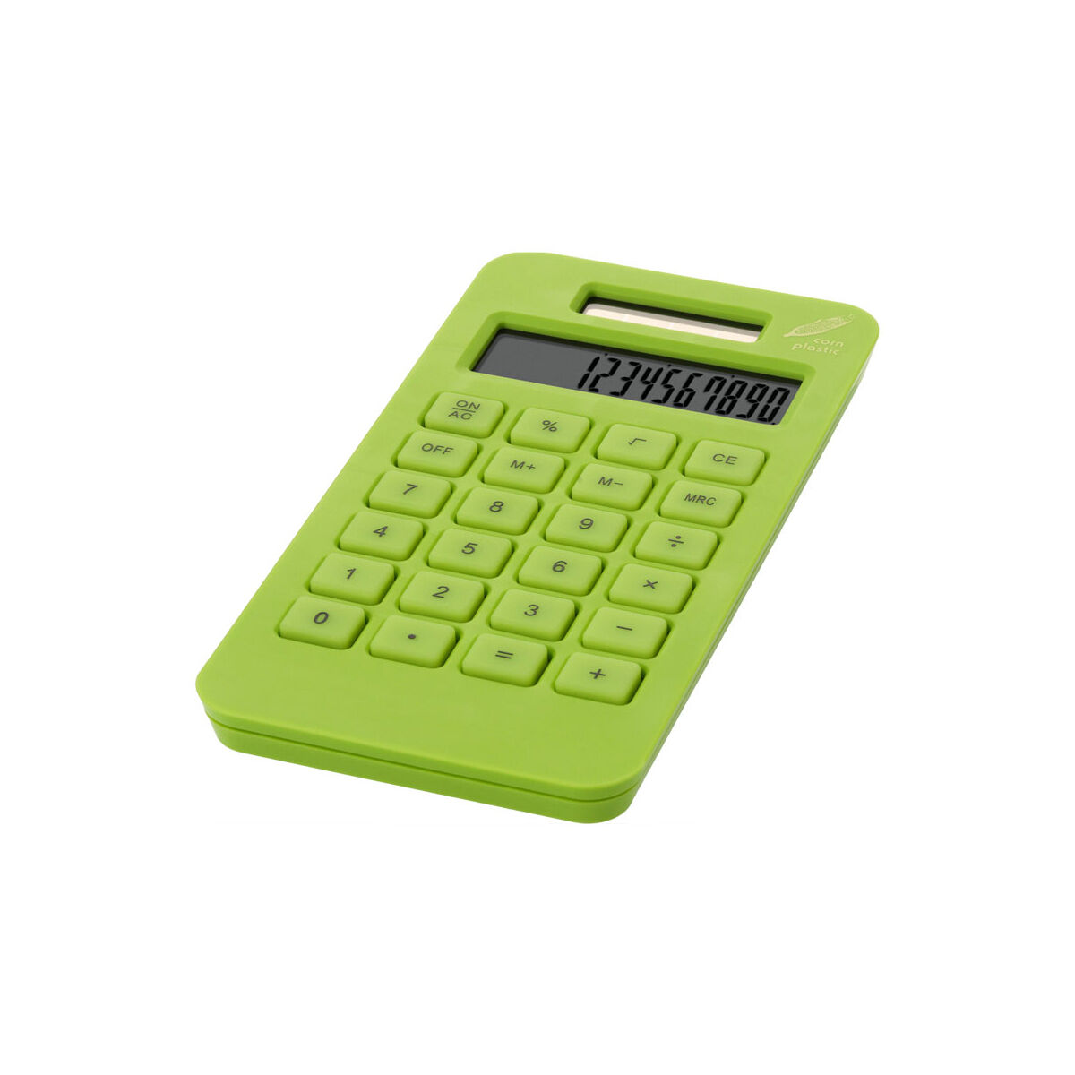 Solar Powered Calculator