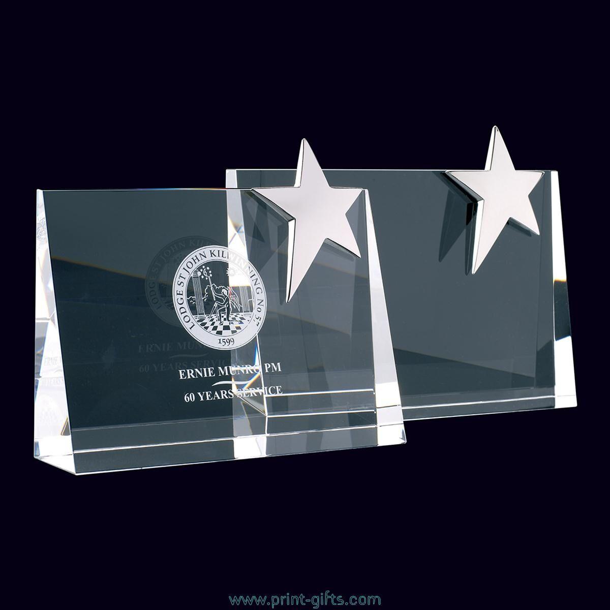 Optical Crystal Landscape Star Award