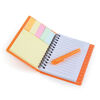 Printed Mini Spiral Notepad & Pen Set