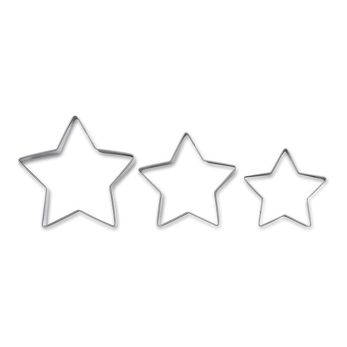 Star Shape Cake Mould in Stainless Steel