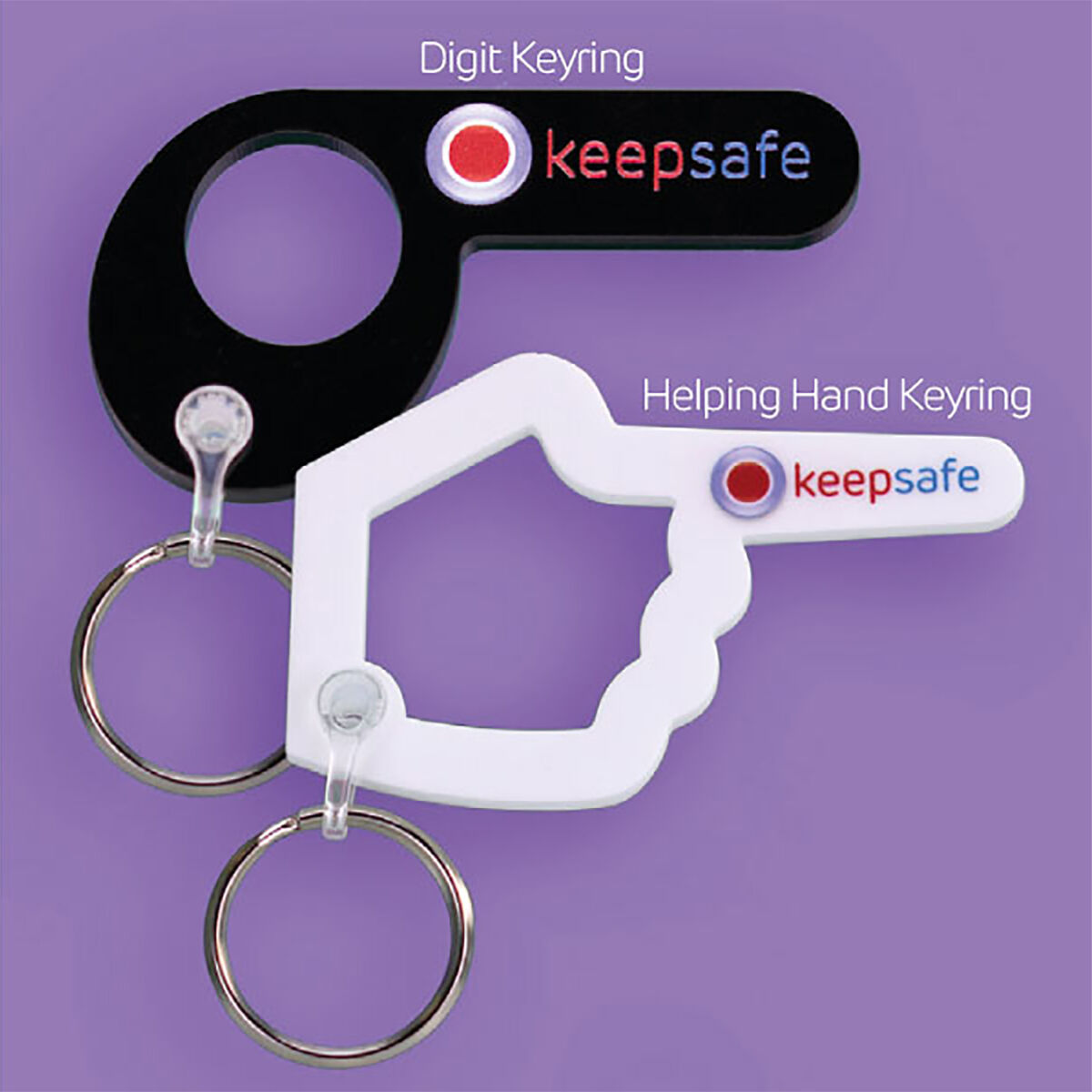 Staysafe Keyrings