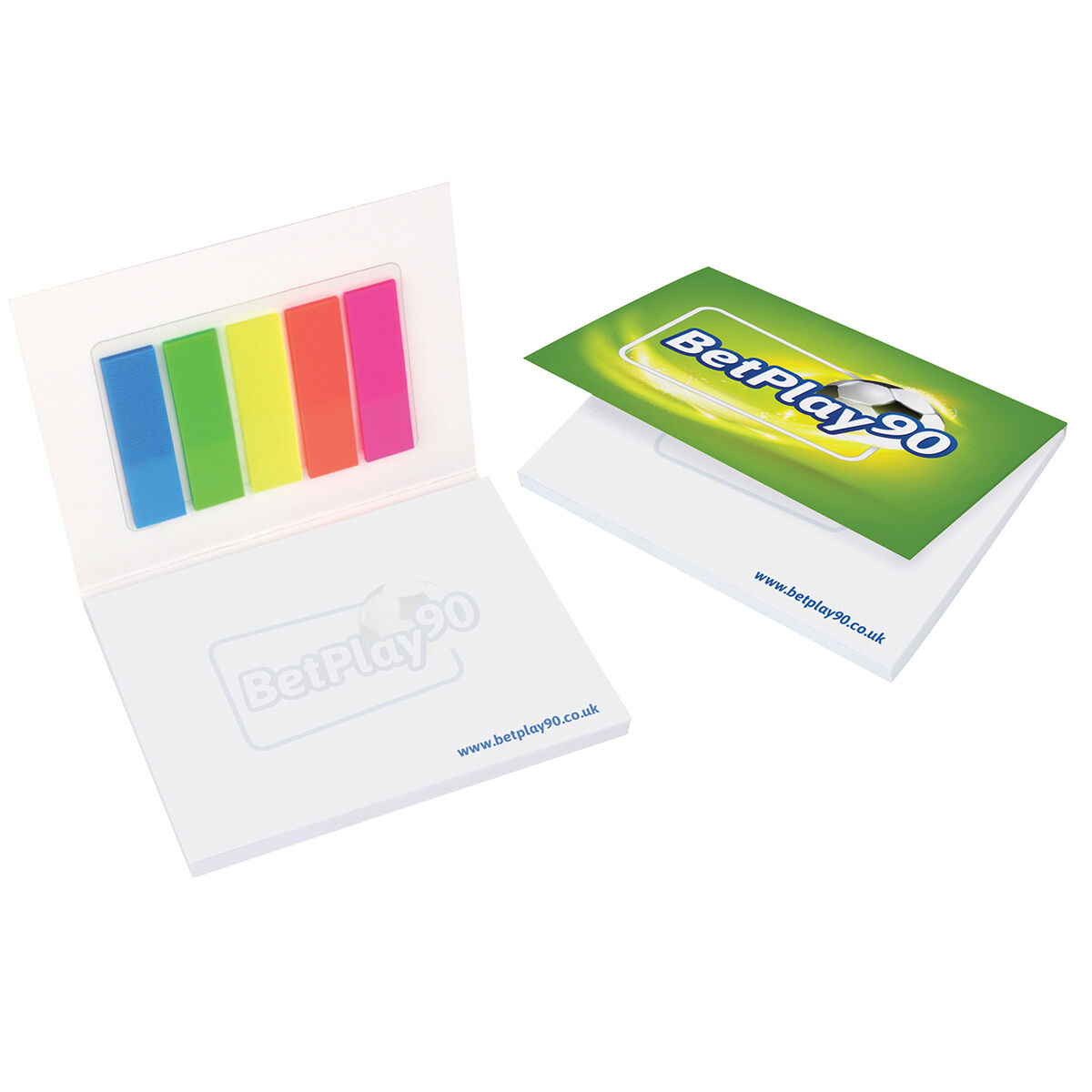 Sticky Colour Index Tabs
