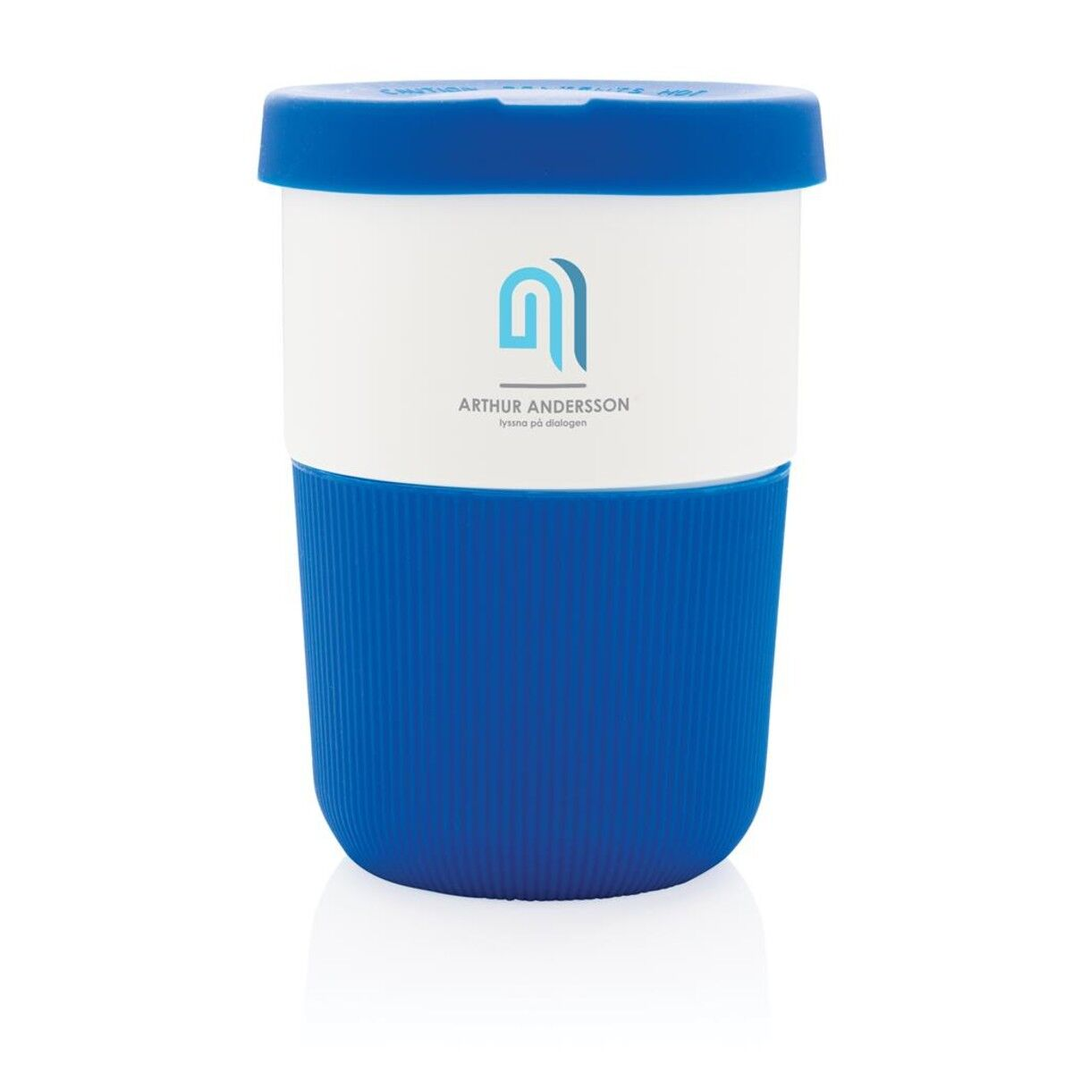 Sustainable PLA Coffee Cup 380ml