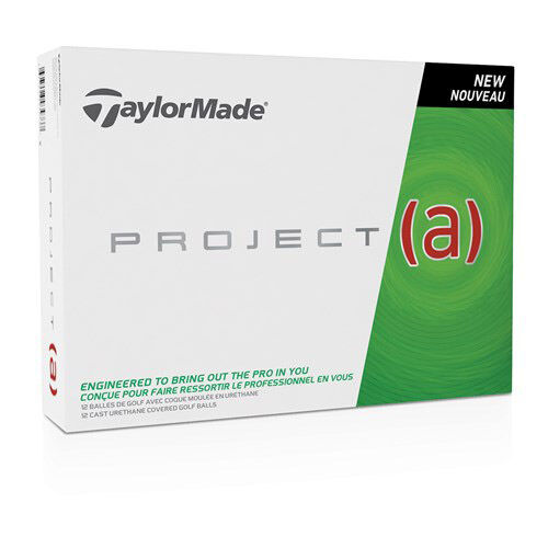 TaylorMade Project A Golf Balls