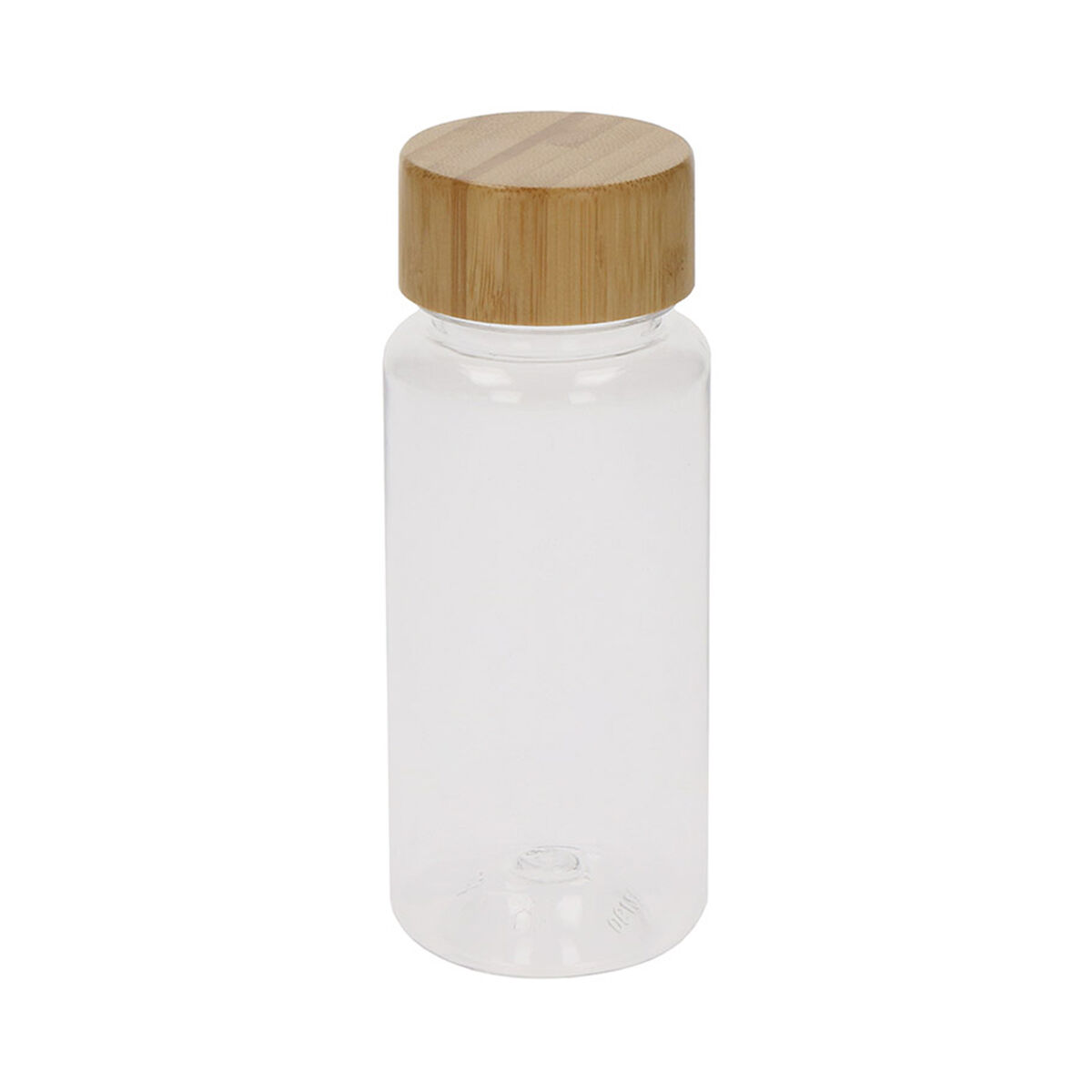 Tritan bottle with bamboo lid