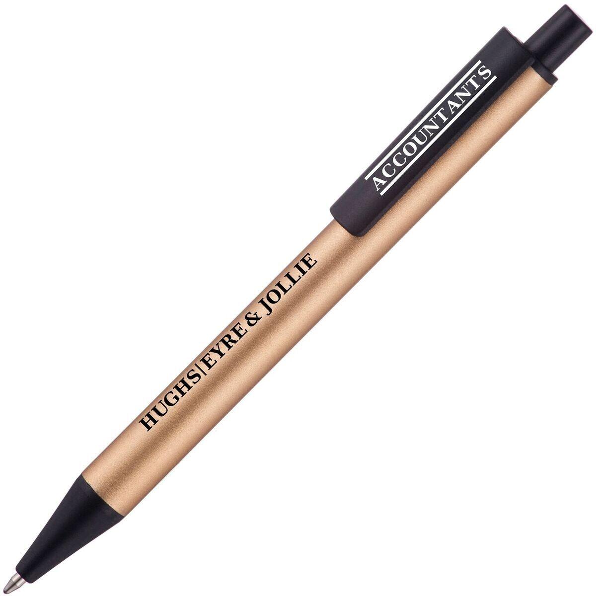 Metallic Pen (Gold)