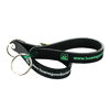Recycled Tyre Keyring Loops