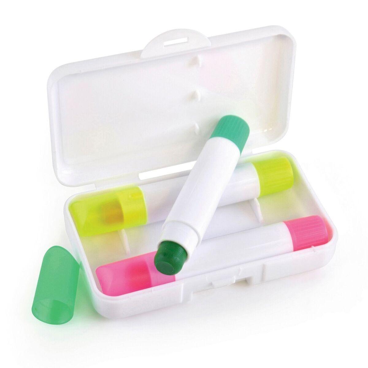 Crayon Highlighter Pen Set