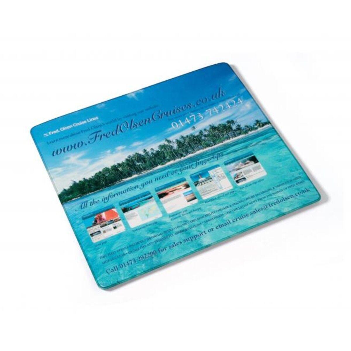PVC Antibacterial Mousemat