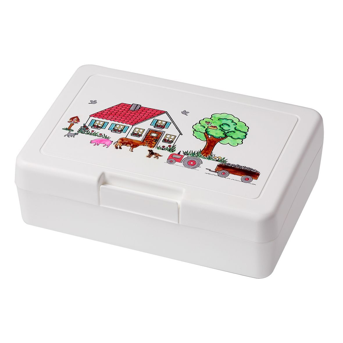 Lunch Box & for Colouring