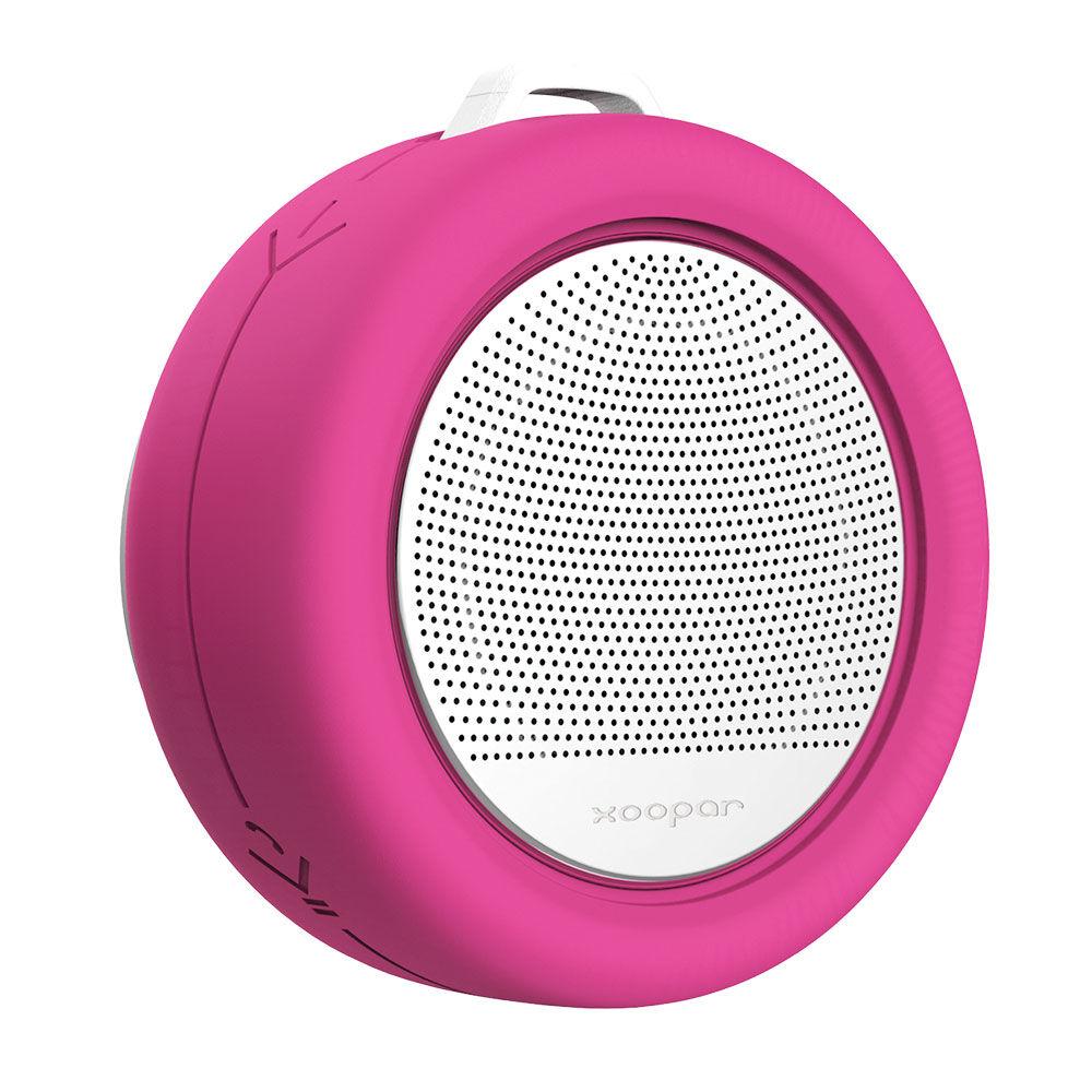 Splash Bluetooth Speaker in pink