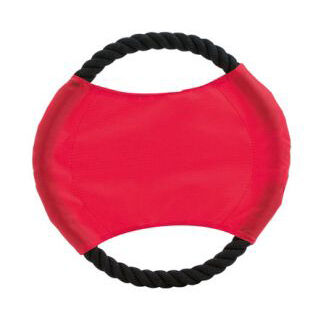 Logo Printed Dog Frisbee - Red