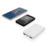 5000 mAh Wireless Powerbank (black or white colour)
