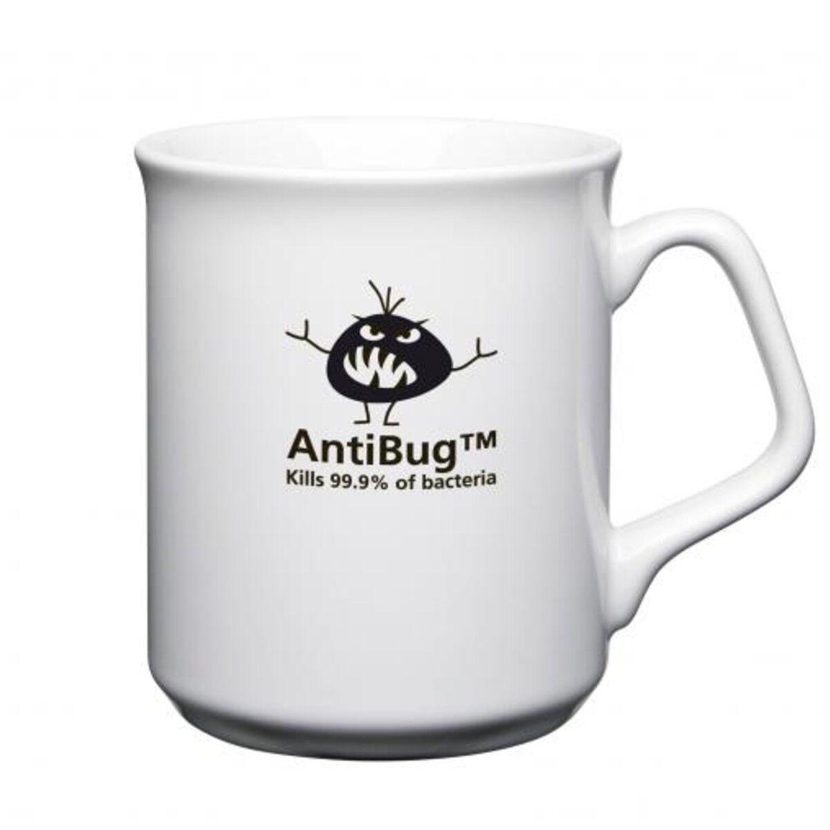 Antibacterial Sparta Mug White